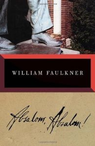 absalom absalom william faulkner