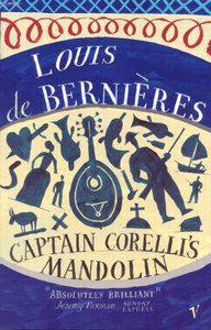 Captain Corellis Mandolin - Louis de Bernieres