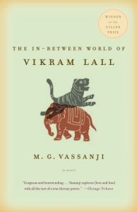 in-between world of vikram lall - vassanji
