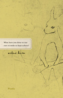 Arlene Kim - What have you done to our ears to make us hear echoes