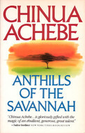 Chinua Achebe - Anthills of the Savannah