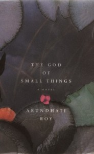 The God of Small Things by Arundhati Roy - Cover
