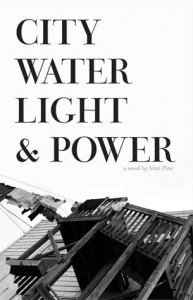 city water power and light - matt pine