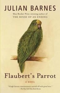 Flauberts Parrot - Julian Barnes