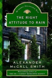 the-right-attitude-to-rain-alexander-mccall-smith