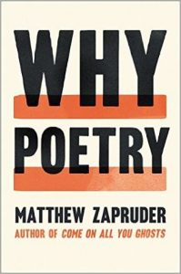why poetry - zapruder