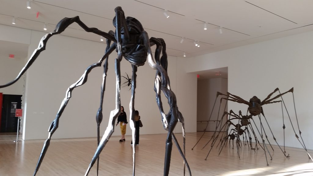 Louise Bourgeois at SFMOMA