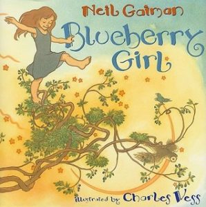blueberry girl - gaiman and vess