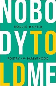 nobody told me - hollie mcnish