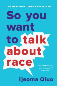 so you want to talk about race - cover