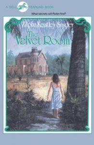 the velvet room cover